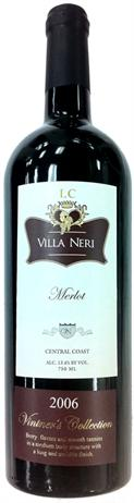 Villa Neri Merlot Vintners Collection